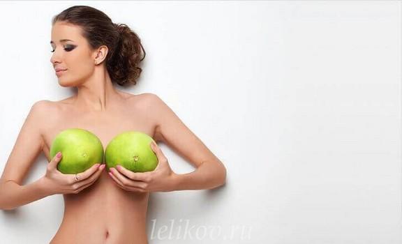 Современные методы увеличения груди
